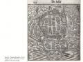 mappa di Cagliari del 1554