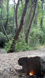 tomba dei giganti di is concias