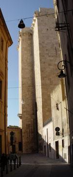 torre dell'elefante di Cagliari