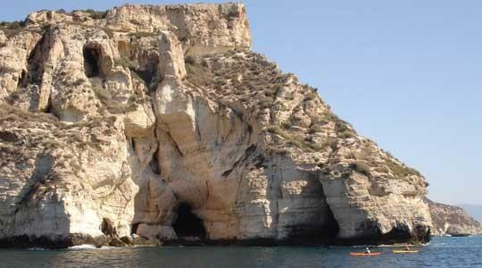 grotta dei colombi cagliari