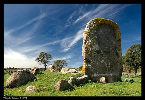 Tomba dei Giganti Santu Bainzu