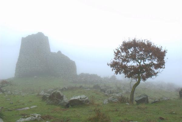 Nuraghe Orolo - Bortigali
