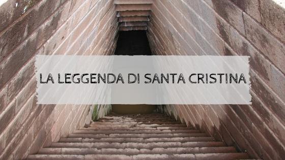 La leggenda di Santa Cristina