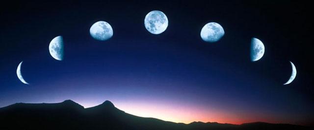 invocatrici della luna