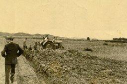 il lavoro della terra a Siliqua