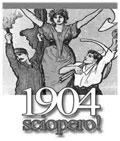 lo sciopero del 1904
