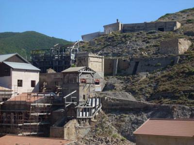 miniera dell'argentiera