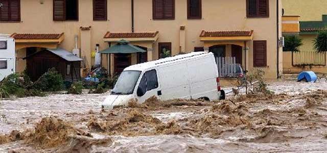 alluvioni in sardegna