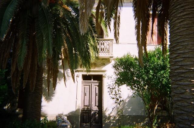 casa stregata a villanovafranca