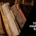 10 libri sui misteri della Sardegna