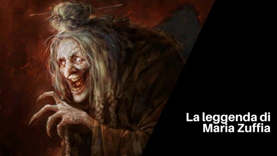 Racconti e leggende di Sardegna La leggenda di Maria Zuffia