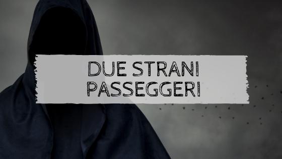 Due strani passeggeri - Pasquale demurtas