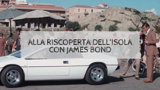 James Bond in Sardegna