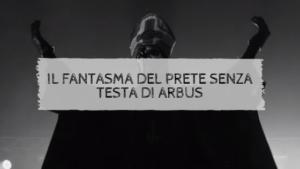 Il fantasma del prete senza testa di Arbus