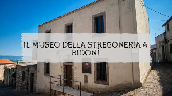 Il museo della Stregoneria a Bidonì
