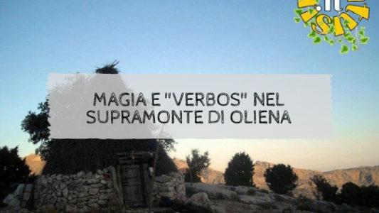 Magia e _verbos_ nel supramonte di Oliena